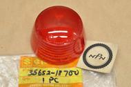 NOS Suzuki GT185 GT250 T250 T350 T500 TC185 TS400 Turn Signal Lens Cover 35652-18700