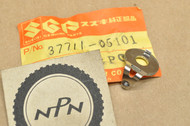 NOS Suzuki A100 GT250 GT380 GT550 T350 TC100 TC185 TS250 TS400 TS75 Neutral Switch Contact Point 37711-05101