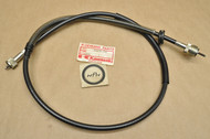 NOS Kawasaki 1969-75 H1 Mach III 1976 KH500 Speedometer Cable 54018-007