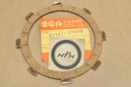 NOS Suzuki B100 B105 Clutch Friction Disk 21441-07000
