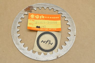 NOS Suzuki DR100 GS250 GT185 LT250 RM125 RM80 SP125 TC125 TM100 TM125 TS125 TS185 Clutch Plate 21451-28000