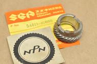 NOS Suzuki A100 AC100 AS100 T125 TC120 Speedometer Gear 54611-07600
