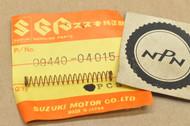 NOS Suzuki GN250 GS1000 GS1150 GS250 GS450 GS650 GS750 GS850 GT750 Starter Clutch Spring 09440-04015