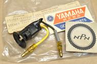 NOS Yamaha DT2 DT3 IT400 RT1 RT2 RT3 TT500 TY175 TY250 Pilot Light Wire Cord Socket 214-84150-61