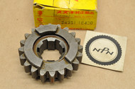NOS Suzuki 1969-70 TS250 Fifth 5th Driven Gear 20T 24351-16400