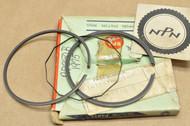 NOS Yamaha RD250 Standard Piston Ring Set for 1 Piston = 3 Rings 361-11610-01