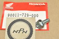 NOS Honda VF1000 XL250 XL350 XL500 XL600 XR200 XR250 XR350 XR500 XR600 XR80 Bolt 90011-729-000