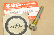 NOS Suzuki DR125 DR200 LT230 LT250 LT500 SP125 SP200 SP250 Brake Caliper Pin 59345-13A00