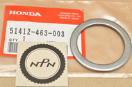 NOS Honda ATC250 CB1000 CB1100 CBX CX650 VF750 VT750 VT800 XL350 XL600 Fork Back Up Ring 51412-463-003