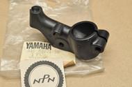 NOS Yamaha IT250 IT400 MX175 TT250 YZ250 YZ400 YZ465 Right Handle Bar Brake Lever Holder Perch Bracket 516-82921-30