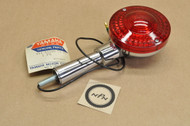 NOS Yamaha 1974-76 DT125 1976-77 XS500 Red Turn Signal 444-83340-71-93