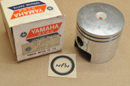 NOS Yamaha 1970-71 AT1 1970 ATM1 1969-71 CT1 0.50 Oversize Piston 251-11636-00