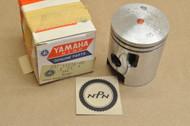 NOS Yamaha 1968 YCS1 YCS1C 0.50 Oversize Piston 237-11636-00