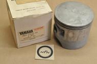 NOS Yamaha 1976 IT400 YZ400 0.50 Oversize Piston 2K8-11636-00