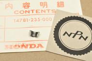 NOS Honda CA160 CA175 CB160 CB175 CB200 CL125 CL160 CL175 CL200 SL175 SS125 Valve Cotter 14781-235-000