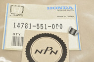 NOS Honda CB750 CX500 CX650 GL1000 GL1100 GL500 GL650 Valve Cotter 14781-551-000