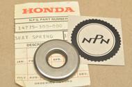 NOS Honda CB750 CX500 CX650 GL1000 GL1100 GL500 GL650 Valve Spring Seat 14775-300-000