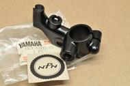 NOS Yamaha XJ550 XJ650 Left Handle Bar Clutch Lever Perch Holder Bracket 4K0-82911-00
