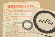 NOS Honda ATC110 ATC70 ATC90 CL70 CL90 CT70 CT90 S65 S90 SL90 ST90 TRX70 XL70 Z50 Valve Inner Spring Seat 14776-028-000