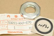 NOS Honda 1988-87 CH150 1986-90 CH250 Elite Steering Stem Top Cone Race 53211-KN7-670