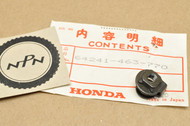NOS Honda GL1100 GL1200 Gold Wing GL500 GL650 Silver Wing Nut Plate 64241-463-770