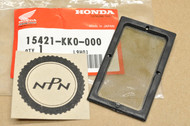 NOS Honda ATC200 NX250 TR200 TRX200 XL250 XR200 XR250 Oil Filter Screen 15421-KK0-000