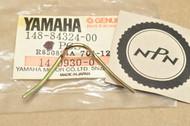 NOS Yamaha DT100 DT125 DT175 DT250 DT360 DT400 RS100 YD3 YDS2 YDT1 Reflector Spring 148-84324-00