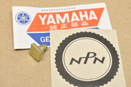 NOS Yamaha 1966-67 YL1 Head Light Bezel Collar Screw 132-84338-60
