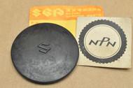 NOS Suzuki TC125 TS185 TS250 TS400 TS50 Head Light Inspection Cap 09250-40001