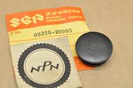 NOS Suzuki GT250 LT80 T250 T305 TC125 TC305 Crank Case Rubber Cap 09250-20003