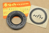 NOS Suzuki DS80 FA50 FS50 JR80 LT80 RM125 RM250 RM465 RM500 RM60 RM80 Crank Shaft Oil Seal 09283-20034