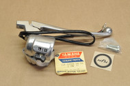 NOS Yamaha 1969 AS2 1970-71 HS1 1968 YAS1 C Right Handle Bar Turn Control Switch Lever Holder Assembly 218-82920-30-94