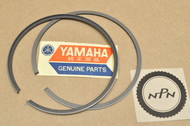 NOS Yamaha RT2 RT3 Standard Piston Ring Set for 1 Piston = 2 Rings 308-11610-01