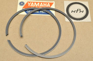 NOS Yamaha RT2 RT3 0.25 Oversize Piston Ring Set for 1 Piston = 2 Rings 308-11610-11