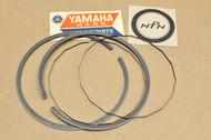 NOS Yamaha 1970-71 RT1 0.75 Oversize Piston Ring for 1 Piston = 4 Rings 275-11601-30