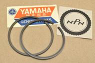 NOS Yamaha YG1 0.75 Oversize Piston Ring Set for 1 Piston = 2 Rings 122-11610-30