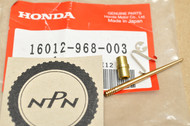 NOS Honda 1984-85 ATC110 1984-85 ATC125 M Carburetor Needle Jet Set 16012-968-003