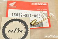 NOS Honda 1978-85 ATC70 Carburetor Needle Jet Set 16012-957-003