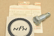 NOS Honda CB350 CB550 CB750 CL350 CMX450 PC800 SL350 VF700 VT700 Rear Brake Stopper Arm Bolt 90133-286-000