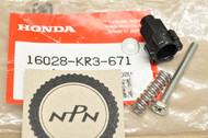 NOS Honda ATC250 CB550 CB650 CMX450 VF1000 VF1100 VF700 VF750 Carburetor Screw Set B 16028-KR3-671