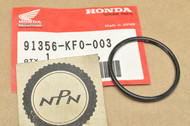 NOS Honda CB1 CB400 CB750 CBR1000 CBR600 NT650 NX650 VF750 XL600 XR250 XR350 Fork O-Ring 91356-KF0-003