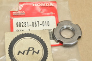 NOS Honda ATC70 C70 CL70 CT70 SL70 TRX70 TRX90 XL70 XR70 Z50 Clutch Lock Nut 90231-087-010