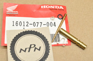 NOS Honda CT90 K1 Carburetor Needle Jet Set 16012-077-004