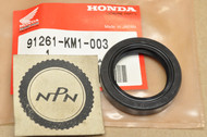 NOS Honda CH250 Elite CN250 Helix Crank Case Oil Seal 91261-KM1-003