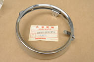 NOS Honda CB160 CL160 Headlight Trim Ring Bezel Rim 33101-216-670