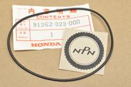 NOS Honda CB500 K0-K2 CB550 K0-1978 CB550F K0-1977 Wheel O-Ring 91262-323-000