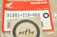 NOS Honda ATC90 CB175 CBX CL70 CL90 CT90 SL350 SL90 ST90 XL100 XL80 XR100 XR75 Z50 O-Ring 91301-216-000