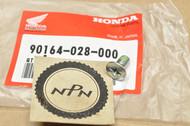 NOS Honda ATC250 CH250 MB5 S65 SL70 SL90 TLR200 VF700 VF750 XL250 XL350 XL70 XL75 XL80 Screw 90164-028-000