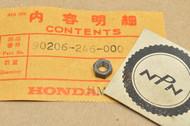 NOS Honda CA175 CB175 CL175 CL200 SL175 TL250 VF500 XL250 XL350 XR250 Tappet Adjuster Nut 90206-246-000