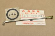 "NOS Honda 1977-78 CB750 Rear Wheel Spoke ""BS"" & Nipple 97371-69094-R0"